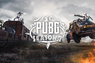 העונה השביעית של PUBG החלה