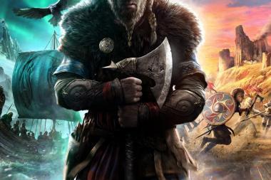 המשחק Assassin's Creed Vallhalla הוכרז, טריילר רשמי יגיע מחר