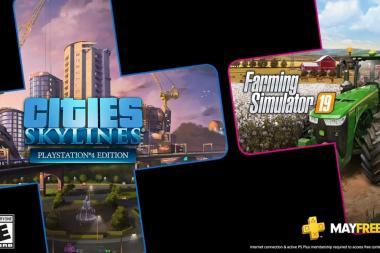 נחשפו המשחקים החינמים לחודש מאי למנויי PS Plus
