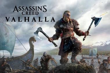 הטריילר ל-Assassin's Creed Valhalla נחשף, יגיע גם לקונסולות הדור הבא