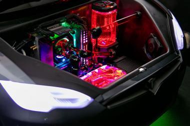 לא ראיתם את זה בא: 3 מחשבי גיימינג במארזים מפתיעים
