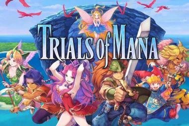 ביקורת: Trials of Mana - מבחני הזמן