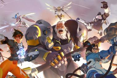 צפו: נשקים מ-Overwatch במציאות