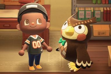המשחק Animal Crossing: New Horizons עלה על כל הציפיות ממנו