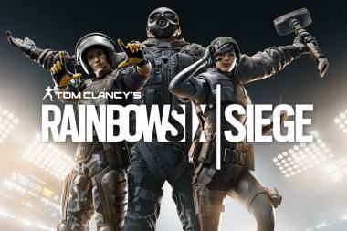 צפו: נשקים מ-Rainbow Six Siege במציאות