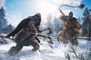 פרטים חדשים על Assassin's Creed Valhalla נחשפים