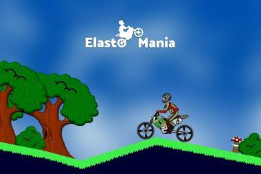 המשחק הקלאסי Elasto Mania מגיע ל-Steam