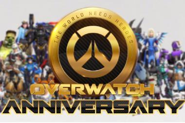 המשחק Overwatch חוגג יום הולדת 4