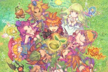 מבט על ההיסטוריה של משחקי Secret of Mana