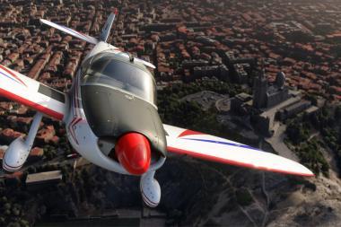 קבלו מבט מעמיק על מערכות הניווט של Flight Simulator 2020