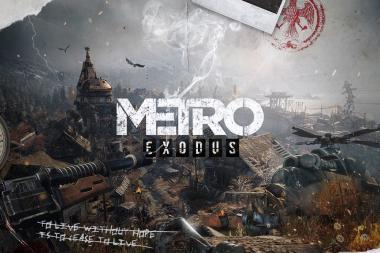 המשחק Metro Exodus מוותר גם הוא על Denuvo
