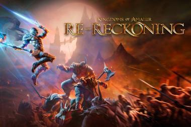 המשחק Kingdoms of Amalur: Re-Reckoning הוכרז