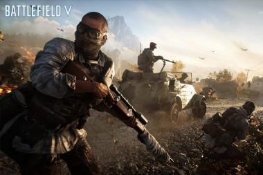 העדכון האחרון עבור Battlefield V הגיע