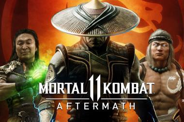 ביקורת: Mortal Kombat 11: Aftermath - מעט מדי, בזמן הנכון