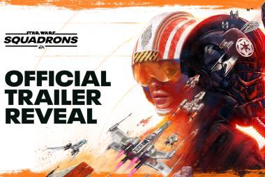 הוכרז Star Wars: Squadrons, משחק טיסה חדש בעולם של מלחמת הכוכבים