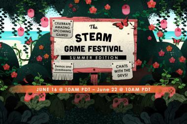 פסטיבל המשחקים של Steam התחיל