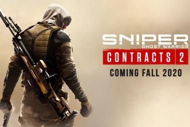 הפתעה: Sniper Ghost Warrior Contracts 2 הוכרז