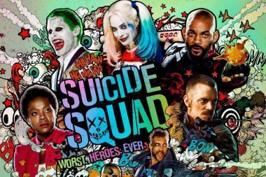 האם Rocksteady עובדת על משחק של Suicide Squad?