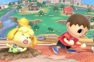 דעה: New Horizons נהייה ה-Smash Ultimate של סדרת Animal Crossing