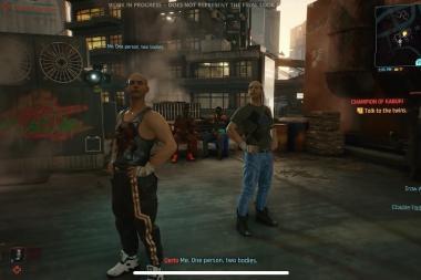איך שמות של NPCs ב-Cyberpunk 2077 גרמו לבלבול