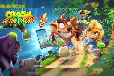 נפתחה הרשמה מוקדמת למשחק מובייל של Crash Bandicoot