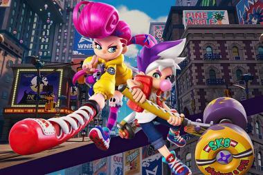 המשחק Ninjala עקף את 3 מיליון הורדות
