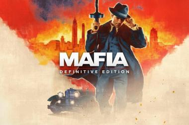 צפו ב-15 דקות של גיימפליי מ-Mafia: Definitive Edition