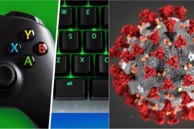 שליש מכלל מפתחי המשחקים נאלצו לדחות השקות בגלל וירוס הקורונה