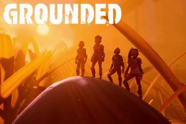 צפו בכ-17 דקות ממשחק ההישרדות בטבע החדש, Grounded