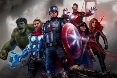 עדלי יונייטד ו-Vgames מחלקים לכם קוד לבטא של Marvel's Avengers!