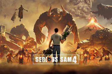המשחק Serious Sam 4 נדחה לספטמבר