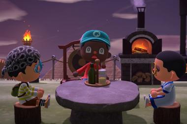 אפשר לשחק רוגבי ללא כדור? תשאלו את שחקני Animal Crossing: New Horizons