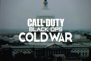 הוכרז: Call of Duty Black Ops: Cold War