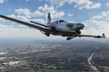 ביקורת: Microsoft Flight Simulator - טיסה לדור הבא