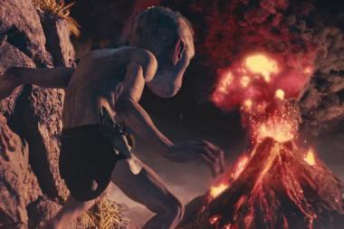 המשחק The Lord of the Rings: Gollum מקבל טיזר טריילר חדש