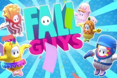 מה צופן העתיד עבור Fall Guys?