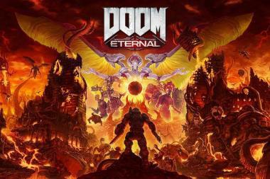 צפו: Doom Eternal רץ ב- 1,000FPS בעזרת i7 9700K