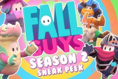 צפו בטריילר העונה השנייה של Fall Guys