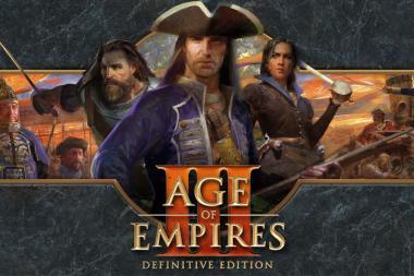 תכינו את החרב: Age of Empires 3: Definitive Edition מקבל תאריך יציאה