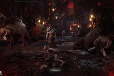 המשחק The Lord of the Rings: Gollum יגיע גם לקונסולות הדור הנוכחי