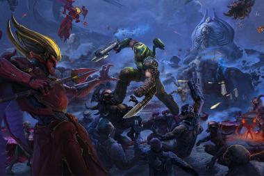 ה-DLC של Doom Eternal יהיה זמין כמשחק נפרד