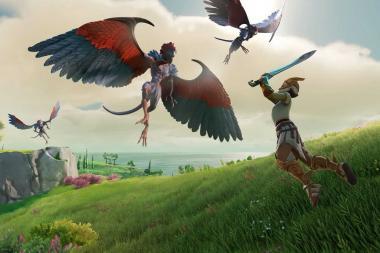 האם Gods and Monsters של Ubisoft משנה שם?