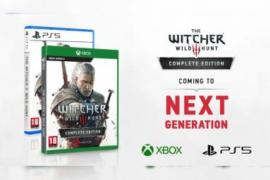 The Witcher 3: Wild Hunt מגיע לקונסולות הדור הבא