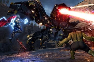 עדלי יונייטד ו-Vgames מחלקים לכם עותק של Marvel's Avengers ל-PS4!