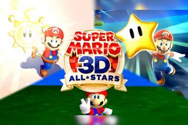 ביקורת: Super Mario 3D All-Stars - אבק כוכבים