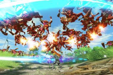 צפו בטריילר חדש ומשחקיות של Hyrule Warriors: Age of Calamity מכנס TGS
