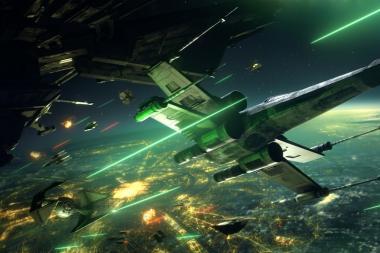 ביקורת: Star Wars Squadrons - הטובים לטיס (בחלל)