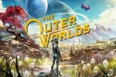 אחרי כמעט שנה: The Outer Worlds נוחת ב-Steam