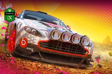צפו ב-DIRT 5 רץ על ה-Xbox Series X