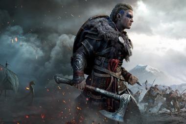 פשיטות וגרזנים - ההצצה האחרונה ל-Assassin's Creed Valhalla!